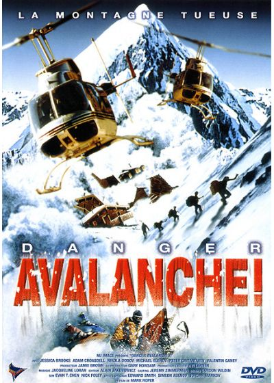 danger avalanche TRACKERSURFER french preview 0