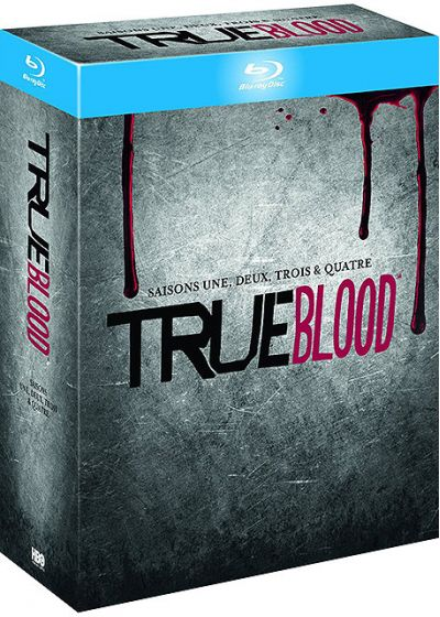 True Blood - L'int�grale des saisons 1 � 4 - Blu-ray