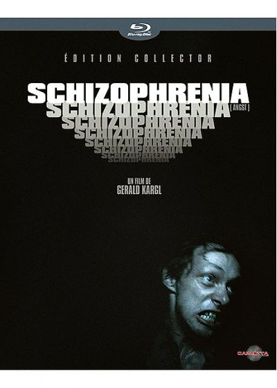 Schizophrenia (�dition Collector) - Blu-ray