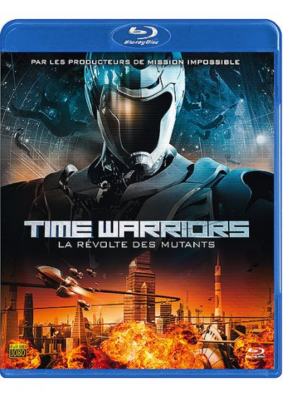 Time Warriors, la r�volte des mutants - Blu-ray