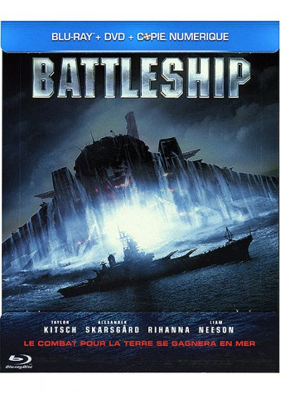 Battleship (Combo Blu-ray + DVD - �dition bo�tier SteelBook) - Blu-ray