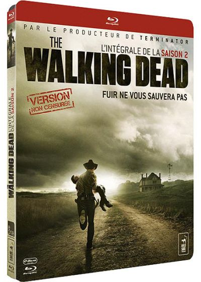 The Walking Dead - L'int�grale de la saison 2 (Non censur�) - Blu-ray