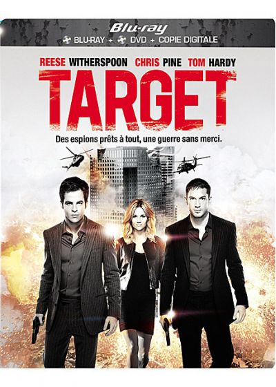 Target (Version longue in�dite) - Blu-ray