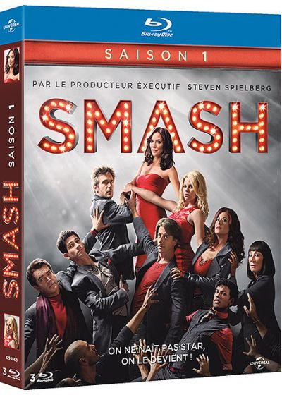 Smash - Saison 1 - Blu-ray