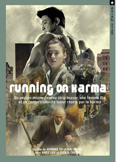 Running on Karma - DVD