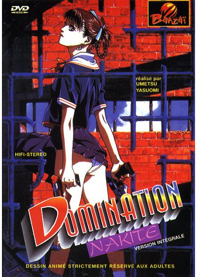 Domination Nakite - DVD
