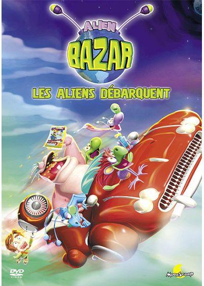 Télécharger sur eMule Alien Bazar Les Aliens Debarquent
