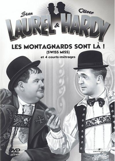 Laurel et Hardy endvd 25832