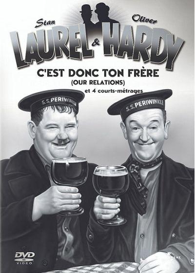 Laurel et Hardy endvd 25835