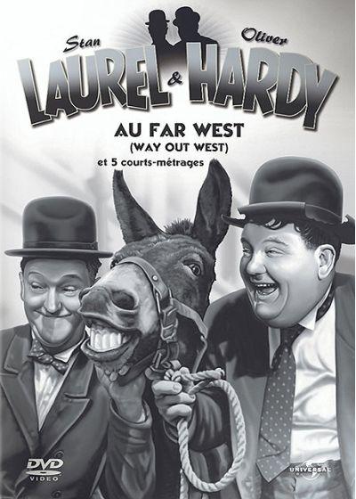Laurel et Hardy endvd 25836