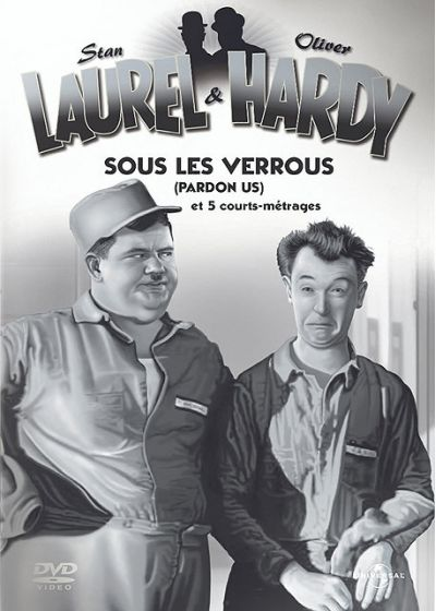 Laurel et Hardy endvd 25839