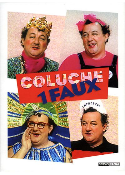 Coluche 1faux 1ere Partie FRENCH DVDRiP XViD STuFF preview 0