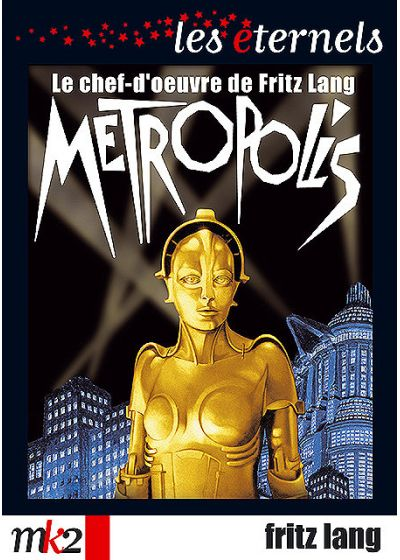 Metropolis (Edition Simple) - DVD