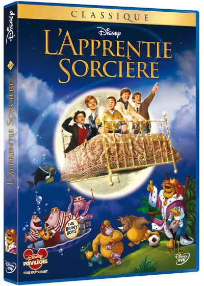 [DVD] L'Apprentie Sorcière - Edition Exclusive (2009) - Version Cinéma ! 43561
