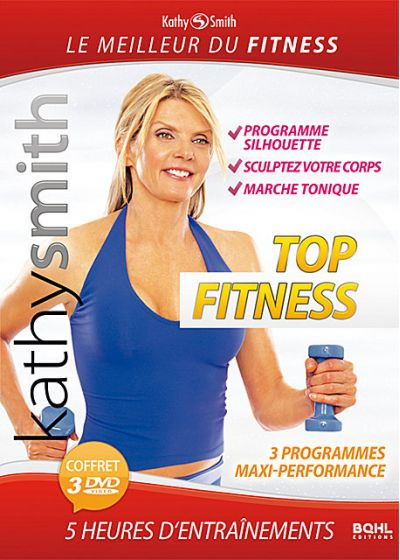 Kathy Smith - Top Fitness (Pack) - DVD