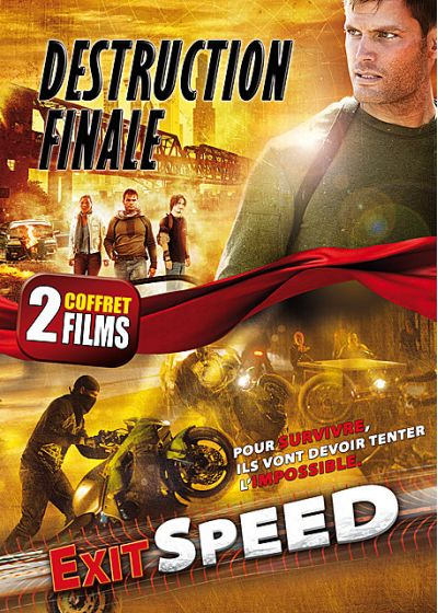 Exit Speed + Destruction finale - DVD