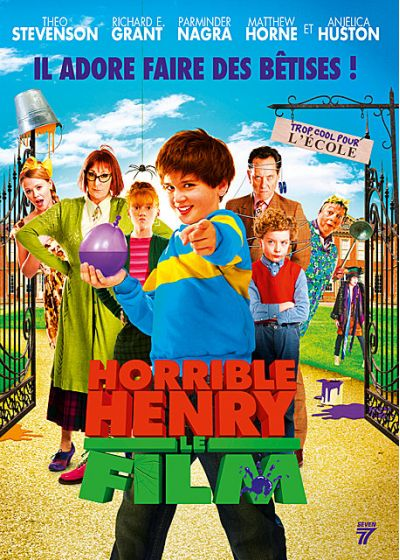 Horrible Henry - Le Film - DVD