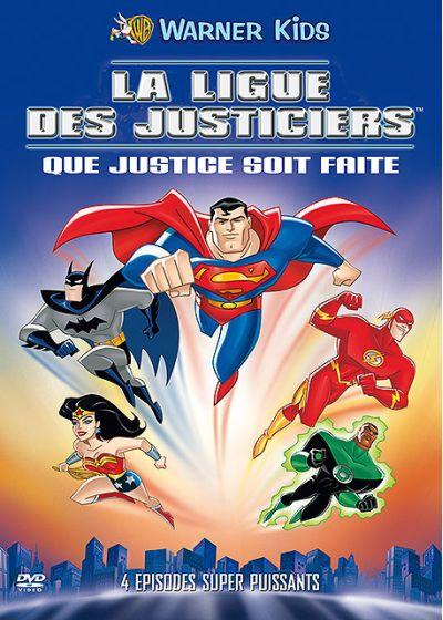 Streaming  La Ligue Des Justiciers : Que Justice Soit Faite