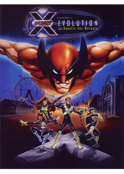 Télécharger sur eMule X-men Evolution - Saison 3