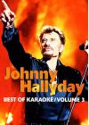Hallyday, Johnny - Best of karaok� - Volume 3 - DVD