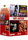 100% action - Coffret - Hors limites + Driven + En sursis + Torque - DVD