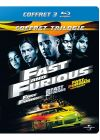 Fast and Furious - Coffret Trilogie : Fast and Furious + 2 Fast 2 Furious + Fast & Furious : Tokyo Drift - Blu-ray