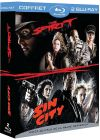 The Spirit + Sin City (Pack) - Blu-ray