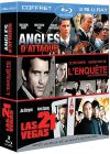 Angles d'attaque + L'enqu�te + Las Vegas 21 (Pack) - Blu-ray