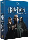 Harry Potter - Ann�es 4 � 6 - Blu-ray