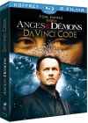 Anges & d�mons + Da Vinci Code (Pack) - Blu-ray