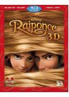 Raiponce (Combo Blu-ray 3D + Blu-ray + Copie digitale) - Blu-ray 3D