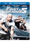 Fast & Furious 5 (Combo Blu-ray + DVD - �dition bo�tier SteelBook) - Blu-ray