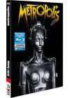 Metropolis (Version longue in�dite restaur�e) - Blu-ray