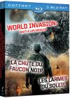 World Invasion: Battle Los Angeles + La chute du faucon noir + Les larmes du soleil (Pack) - Blu-ray