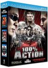 100% Action : Expendables - Unit� sp�ciale + John Rambo + Rogue - L'ultime affrontement (Pack) - Blu-ray