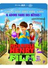 Horrible Henry - Le Film (Combo Blu-ray 3D + DVD) - Blu-ray 3D