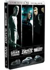 3 films cultes - Coffret - Gran Torino + Drive + Bullitt (�dition Limit�e bo�tier SteelBook) - Blu-ray