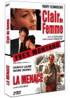 Clair de femme + La menace (Pack) - DVD