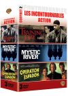 Coffret Les incontournables action 2 - Training Day + Mystic River + Op�ration Espadon - DVD