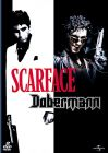 Coffret Culte - Scarface + Dobermann (Pack) - DVD