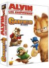 Alvin et les Chipmunks + Garfield - Le film (Pack) - DVD