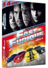 Fast and Furious - Int�grale 4 films - DVD