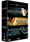 Coffret grand spectacle - Outlander + Nomad + Kingdom of War (Pack) - DVD