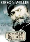 Dossier secret (Mr Arkadin) - DVD