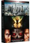 Coffret Blockbuster - 2012 + Terminator Renaissance + L�gion, l'arm�e des anges (Pack) - DVD