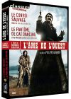2 films de Richard Sarafian - Coffret - Le convoi sauvage + Le fant�me de Cat Dancing (�dition Collector) - DVD
