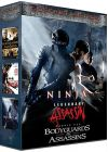 Coffret Action : Ninja + Legendary Assassin + Bodyguards & Assassins (Pack) - DVD