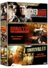 Free Fight : Locked Down + Death Warrior + Unrivaled (Pack) - DVD