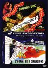 L'Indestructible + L'homme en 4 dimensions - DVD