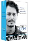 Collection Johnny Depp - Coffret - The Tourist + Sleepy Hollow + Arizona Dream + Las Vegas Parano (Pack) - DVD